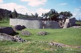 Veliki Zimbabve - hram