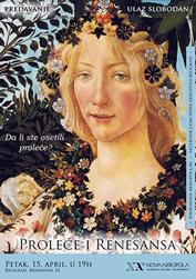 Predavanje - Proleće i renesansa