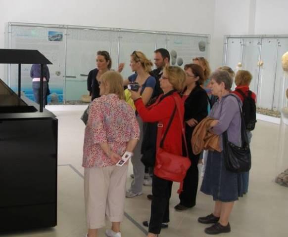 Lepenski Vir - muzej - Nova Akropola