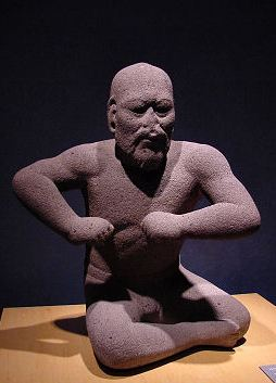Rvac, olmecka statua