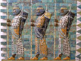 Persijski vojnici