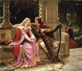 Tristan i Izolda Leington