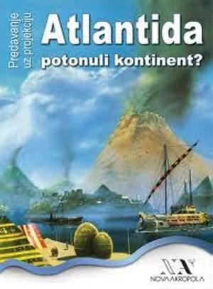 Atlantida  potonuli kontinent
