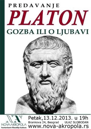 PLATON - Gozba