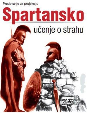 spartansko ucenje o strahu