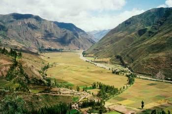 Dolina reke Urubamba