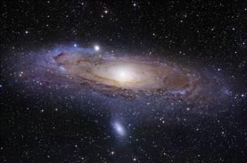 Spiralna Galaksija Andromeda