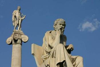 Sokrat i Apolon