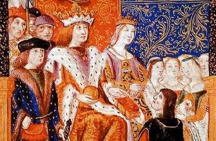 Konkvistadori - Izabela Kastiljska i Fernando II Aragonski