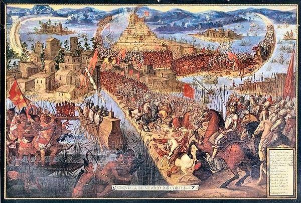 Osvajanje Tenoctitlana