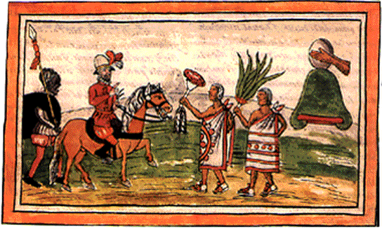 Susret Kortesa sa Astecima