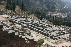 delfi-Apolonov hram