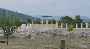 epidaur asklepijev hram