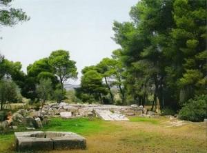 Epidaur propileji