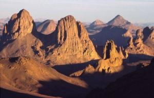 Sahara - Hoggar Alzir
