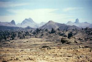 Sahara - Tibesti