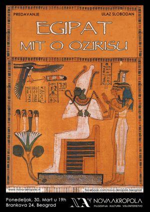 Egipat - Mito o Ozirisu
