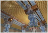 Rekontrukcija unutrašnjosti Vrata Svih Naroda