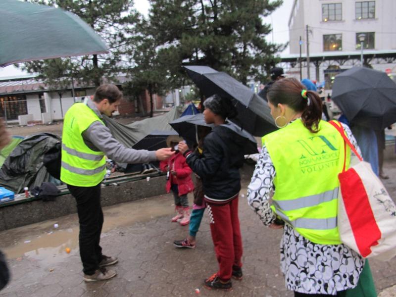 Pomoc izbeglicama