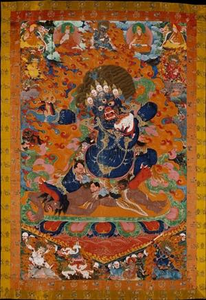 Yama Tibet 1