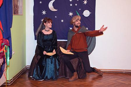 Dijalog Džesike i Lorenca iz Šekspirovog dela Mletački trgovac