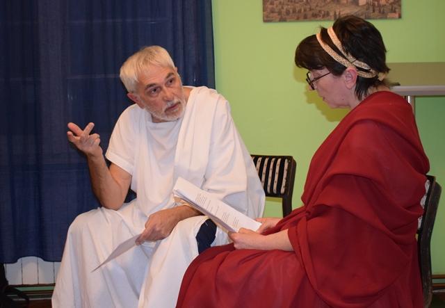 recital Sokrat i Diotima
